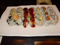 Crescent Sushi