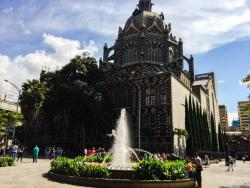 Rafael Uribe Uribe Palace of Culture