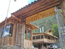 Asadero Campana Huaico