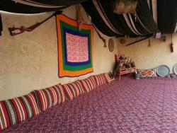 Bedouin tent Old Castle Museum