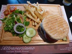 Attraversiamo Italian Steak House