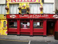 Barr an chaladgh