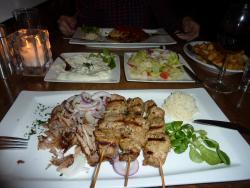 Grieks Restaurant Alfa