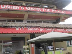 Usher's Gate Naivasha