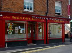 Brook Street Cafe