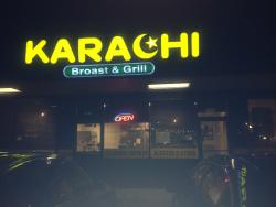 Karachi Broast & Grill