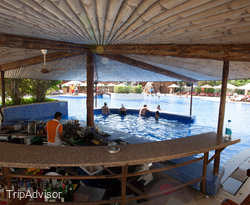 Pool Bar - Ice Cream and Refreshments at the Habtoor Grand Resort, Autograph Collection, A...