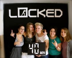 Locked - Real Life Escape Rooms