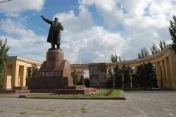 Monument to Vladimir Lenin