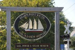 Sail Power and Steam Museum