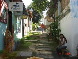 Rua Beija Flor - Praia da Pipa