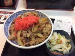 Yoshinoya Jr Kandaeki