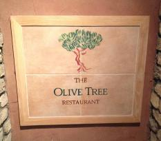 The Olive Tree at the Plaza Hotel