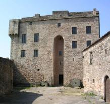 Castle of Montaigut