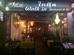 Walk In Restaurant & Bar