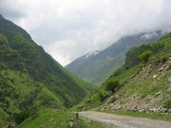Arkhonskiy Mountain Pass