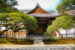 Серебряный павильон (Гинкаку-дзи)
