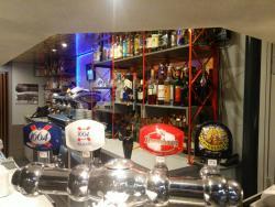 Cafe de la Halle