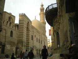 Qaraoun madrasa and mausoleum complex
