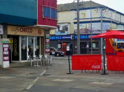 Cafe Chicco on the Prom