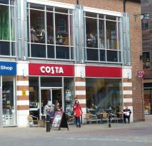 Costa Coffee - Marlowe Arcade