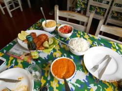 Restaurante Forte Mauricio de Nassau