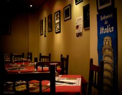 Pizzeria-Restaurante La Cosa Nostra