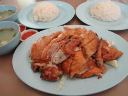 Henry's Chicken Rice