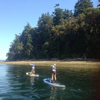 Salmon Bay Paddle - Day Adventures
