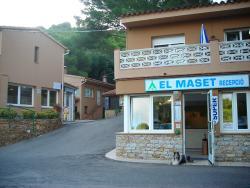 Camping El Maset Restaurant