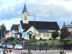 Templo Luterano de Frutillar