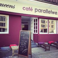 Parallelwelt Kulturgut, Drinks & Speisen