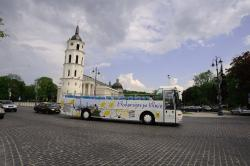 Valandele - Vilnius Sigthseeing Tours by Bus