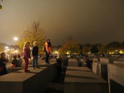 Die Gedenkstätte ist auch ein Erlebnis