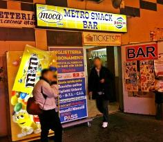 Bar Metro Snack