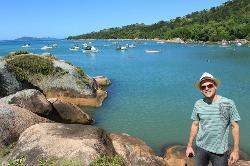 Canto dos Ganchos Beach