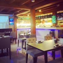 Koken sushi bar
