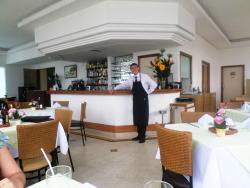 Restaurante Panoramico Central Park Jardins