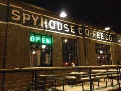 Spyhouse Coffee Shop