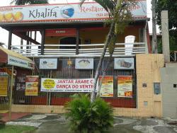 Khalifa Restaurante Arabe