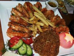 Sahari Seafood