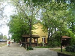 O Stathmos Tavern