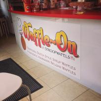 Waffle-On Stroopwafels