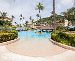 The Pools at the Phuket Marriott Resort & Spa, Merlin Beach