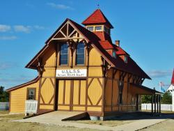 Indian River Life-Saving Station Museum at Delaware Seashore State Park