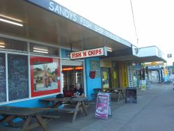 Sandy's Fish Shop