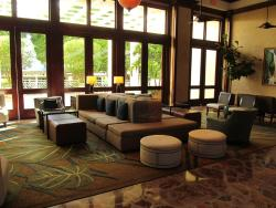 Lounge Area off Lobby