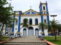 Igreja Exaltacao da Santa Cruz Matriz
