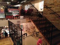 Book Cellar and Coffee Attic