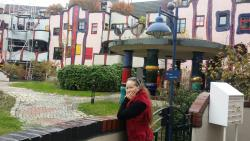 Das Hundertwasserhaus in Plochingen